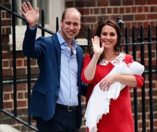 Kate Middleton e principe william