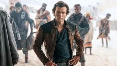 """Novo trailer de """"Han Solo: Uma história Star Wars"""" é divulgado; assista"""