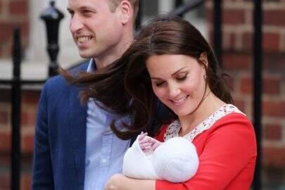 Palácio de Kensington divulga fotos oficiais do príncipe Louis