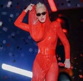 """Falha técnica em show deixa Katy Perry bem brava: """"Alguém está demitido"""""""