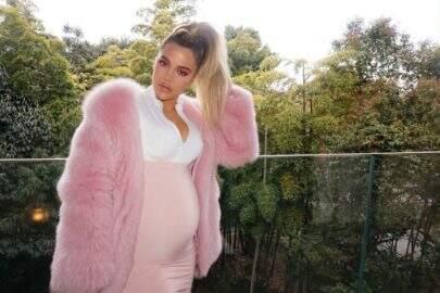 Khloe Kardashian gera polêmica ao divulgar nome da filha