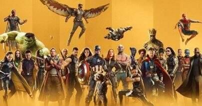 Atores e atrizes da Marvel agradecem apoio dos fãs nesses 10 anos