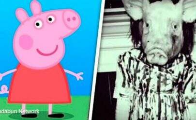 Conheça a perturbadora teoria da origem de Peppa Pig