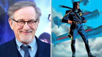 Steven Spielberg vai dirigir novo  filme da DC Comics