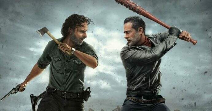 Ator comenta sobre final inacreditável da 8ª temporada — The Walking Dead