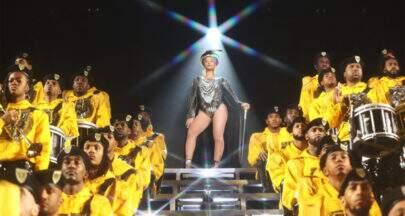 Beyoncé faz apresentação histórica no festival Coachella