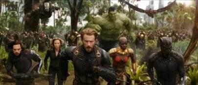 """Nem estreou e """"Vingadores: Guerra Infinita"""" já vendeu mais ingressos que os sete últimos filmes da Marvel"""