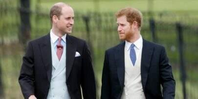 Príncipe William será padrinho de casamento de Harry e Meghan Markle