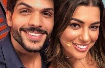 Ex-BBB Lucas posta foto ao lado de Vivian Amorim e fãs especulam futuro romance