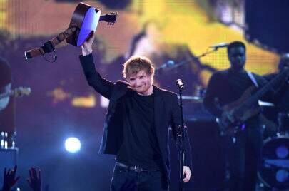 """Ed Sheeran é destaque da """"Billboard Music Awards 2018""""; vem ver os vencedores"""