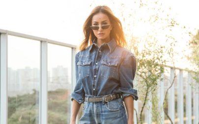 Sabrina Sato renova visual com franja e repicado