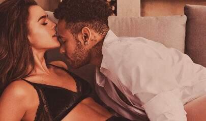 Em clima quente, Bruna Marquezine e Neymar estrelam campanha de Dia dos Namorados