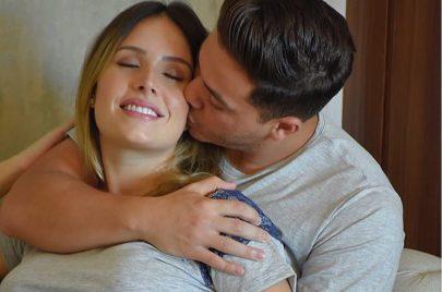 Wesley Safadão revela nome do segundo filho com Thyane Dantas