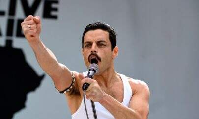 """Trailer do filme """"Bohemian Rhapsody"""" é todo embalado pelas músicas do Queen"""