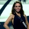 A internet está chocada com a perna da Miss Goiás