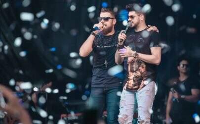 Zé Neto & Cristiano estarão no Chupim cantando seus maiores sucessos