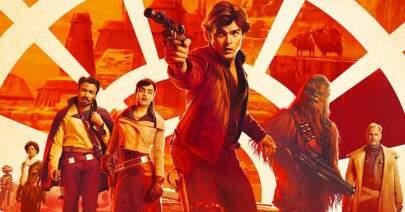 """Com muita ação, """"Han Solo: Uma História Star Wars"""" é um filme de origens e agrada os fãs da saga"""