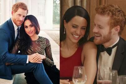 Família real não está muito feliz com o filme do romance entre Harry e Meghan