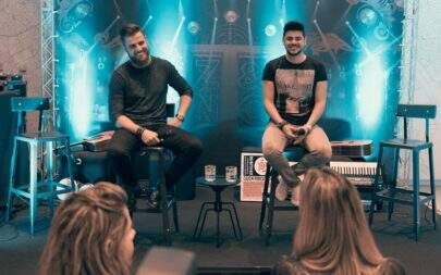 """Donos do hit """"Largado às Traças"""", Zé Neto & Cristiano lançam terceiro DVD da carreira"""