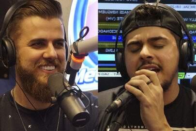 Zé Neto & Cristiano cantam seus maiores sucessos na Metropolitana