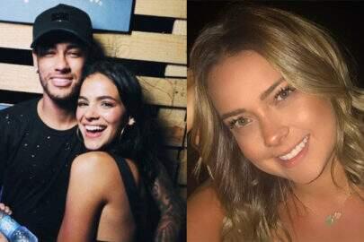 """Neymar comenta foto de sua ex com o filho: """"Parece o pai"""""""