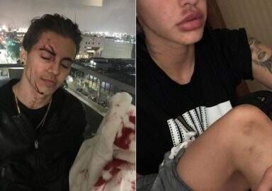 Vaza vídeo completo da agressão entre Duda Castro e Biel