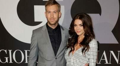 Calvin Harris e namorada sofrem acidente de carro