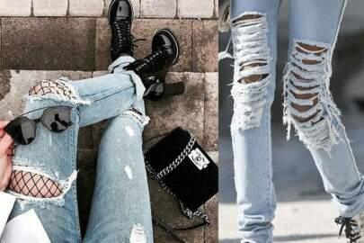Garota usa jeans rasgato sob o sol durante 2 horas e resultado viraliza