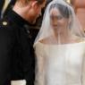 Confira todos os detalhes do vestido de Meghan Markle no casamento real
