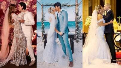 Whindersson e Luísa, Tata e Cocielo ou Guimê e Lexa, qual casamento você prefere?