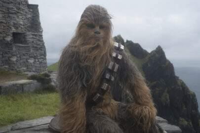 Desafio do Chewbacca! Faça um vídeo imitando o personagem e ajude a campanha #RoarForChange