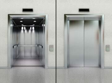 Você sabe por que os elevadores tem um espelho por dentro?
