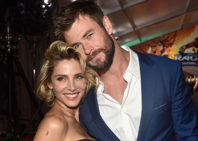 Ator De Thor: Esposa De Chris Hemsworth Fez Tatuagem Do Thor Muito Antes