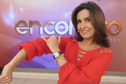 Comentário de Fátima Bernardes sobre o fim TV Globinho irrita internautas