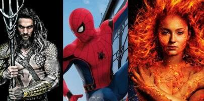Confira os filmes de super-heróis que vão estrear no cinema até 2020