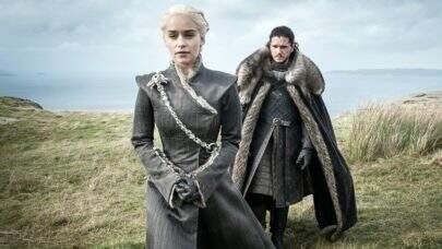 """Atriz fala que vários finais de """"Game of Thrones"""" estão sendo gravados"""