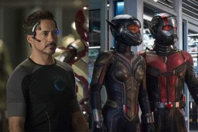 """Fãs descobrem referência a """"Homem-Formiga e Vespa"""" em """"Homem de Ferro 2"""""""