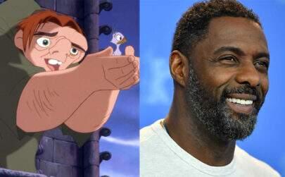 "Idris Elba vai estrelar versão life-action de ""O Corcunda de Notre Dame"""