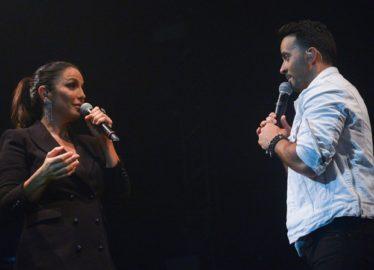 "Ivete Sangalo canta em espanhol ""Yo Te Vine a Amar"" ao lado de Luis Fonsi"