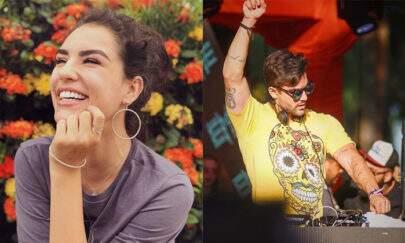 Após assumir romance com DJ, Kéfera publica primeira foto de casal