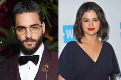 """Maluma revela que quer fazer uma parceria com Selena Gomez: """"Um sonho"""""""