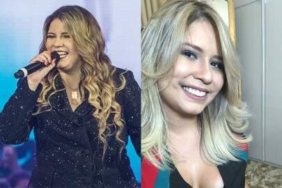 Marília Mendonça muda de visual e é muito elogiada pelos fãs