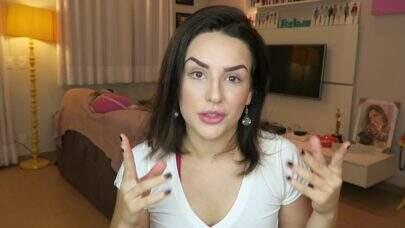 Após 4 meses de transição capilar, Kéfera mostra como ficou seu cabelo