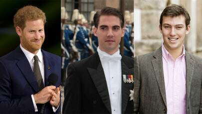 Ainda existem príncipes solteiros! Conheça os solteirões da realeza mundial