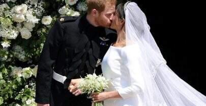 Meghan Markle faz homenagem para princesa Daiana em casamento