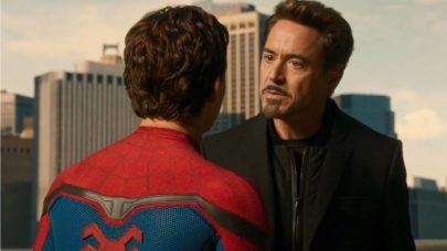 """Robert Downey Jr. recebeu 1 milhão de dólares por minuto em """"Homem-Aranha"""""""