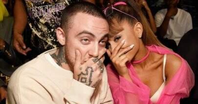 Chega ao fim namoro de Ariana Grande eMac Miller
