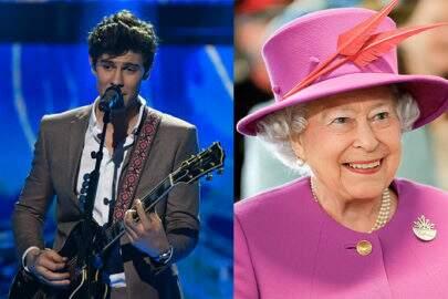 Shawn Mendes revela situação constrangedora de quando cantou para família real