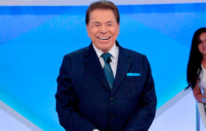 Trajetória de Silvio Santos vai virar filme