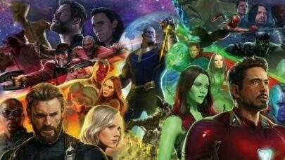 """Primeira sinopse oficial de """"Vingadores 4"""" é revelada"""